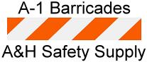 A1Barricades logo
